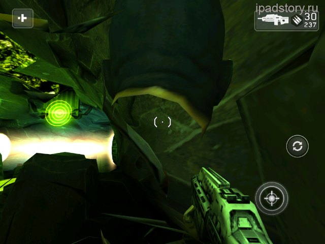 Shadowgun iPad