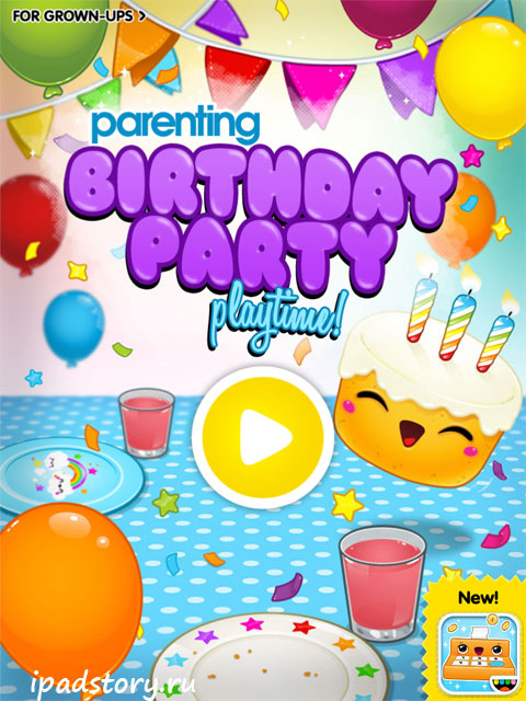 Toca Boca – Birthday Party