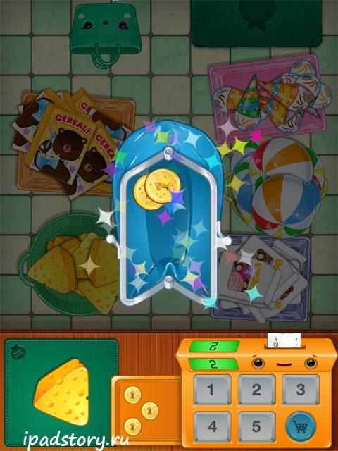 Приложения для детей на iPad от Toca Boca: Тока Магазин