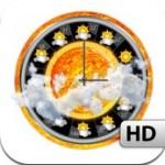 Прогноз погоды и барометр Pro на iPad