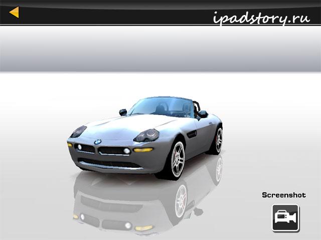 модели машин в игре GT Racing: Motor Academy Free+™, скриншот