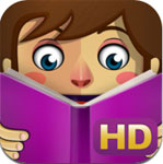 TouchyBooks Kid's Interactive Books HD