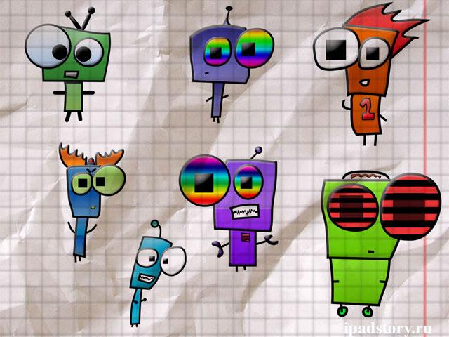 Unstoppable Robots - история создания игры на iPad
