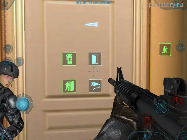 Rainbow Six iPad