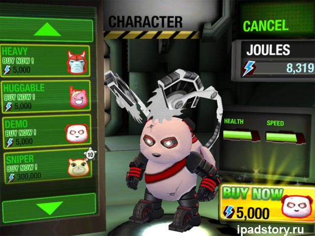 Battle Bears Royale - скриншоты из игры