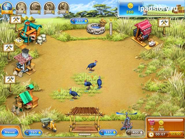 Веселая ферма 3 HD - игра для iPad