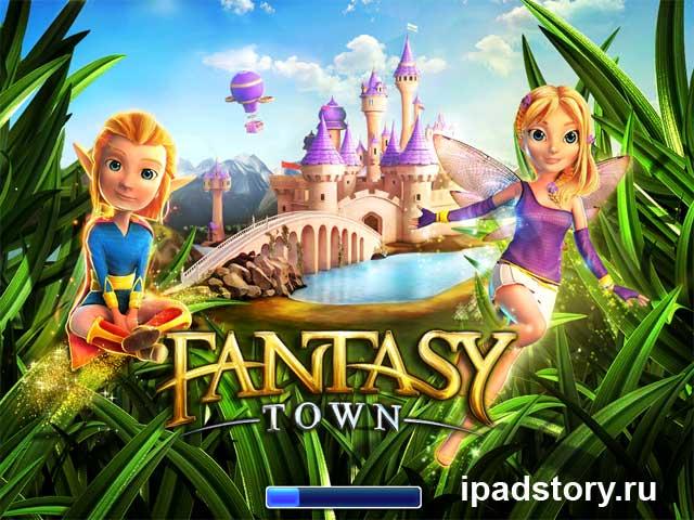 Fantasy Town - игра для iPad
