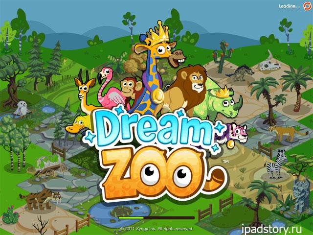 Dream Zoo - игра на iPad
