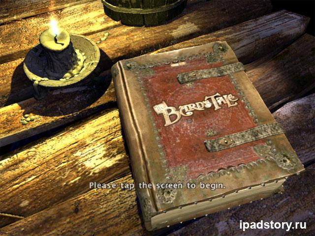 The Bard's Tale - Обзор игры для iPad