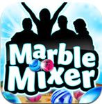 Marble Mixer - игра для нескольких человек на iPad