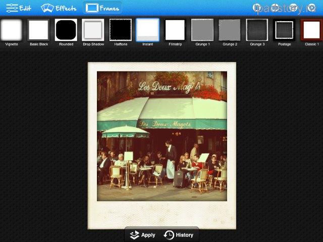 BeFunky на iPad
