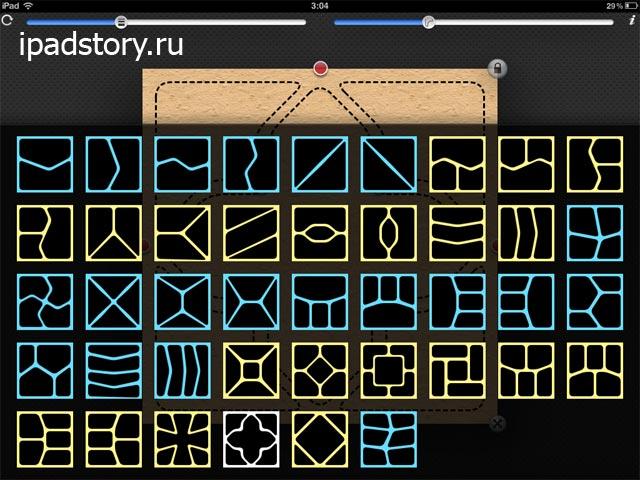 PolyMagic - рамки для фотографий на iPad