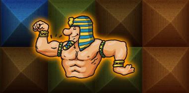 Superpowers (суперсила) в игре Ramses II на iPad