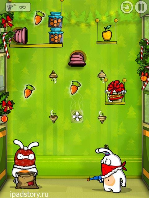 Robber Rabbits! HD на iPad
