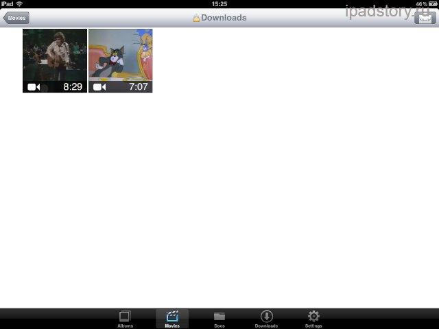 Загрузка видео с Youtube на iPad