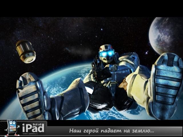 N.O.V.A. 2 - обзор игры для iPad