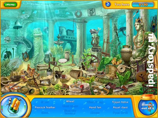 Fishdom H2O: Подводная Одиссея HD