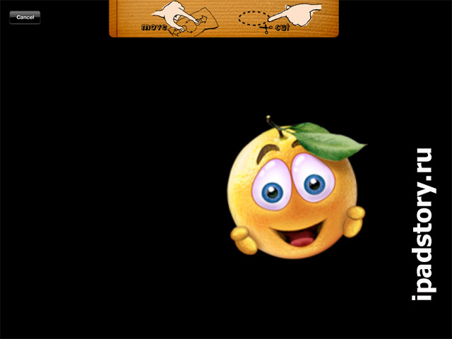 Puppet Pals HD - добавление актера в игру на iPad