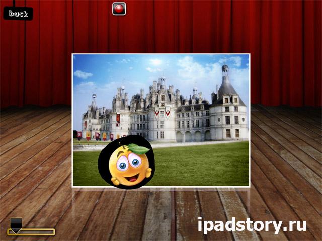 Puppet Pals HD - сцена кукольного театра на iPad