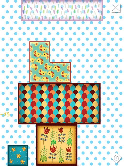 игра кубики, Флоксики на iPad