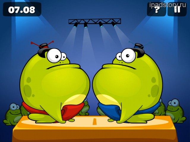 Tap the Frog 2 на iPad