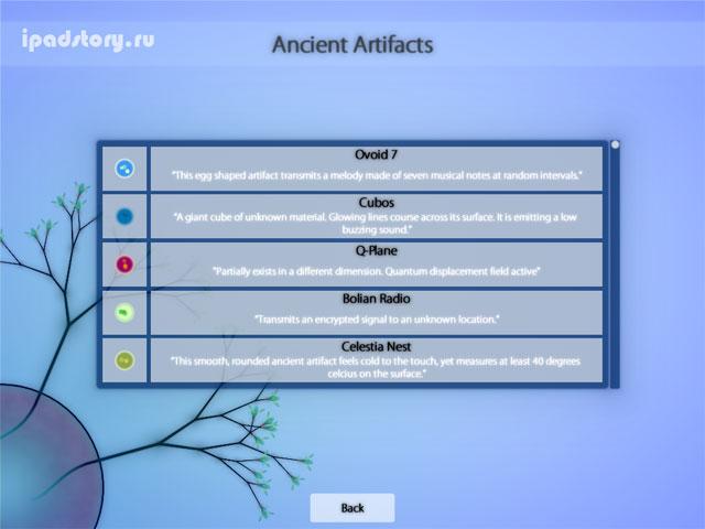 Eufloria HD - игра на iPad