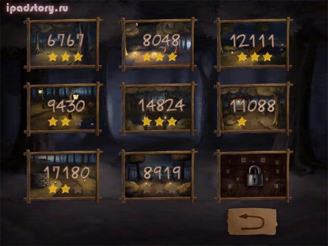 Firefly Forest! - игра на iPad