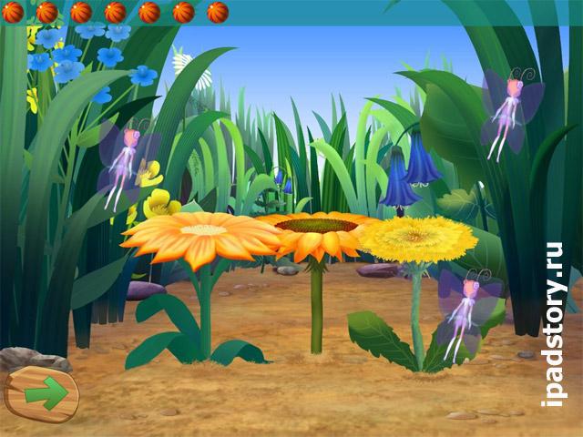 Лунтик малышам. Развивающие задания HD - скриншот игры на iPad