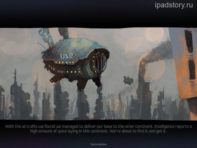 spice bandits на iPad