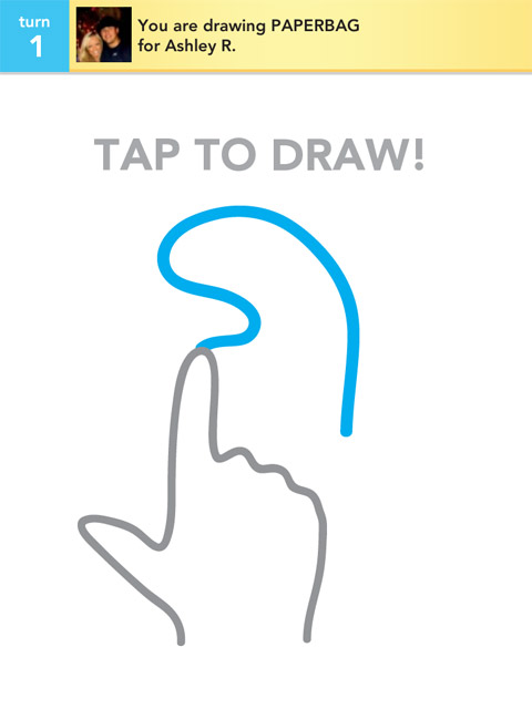 Draw Something - рисуем