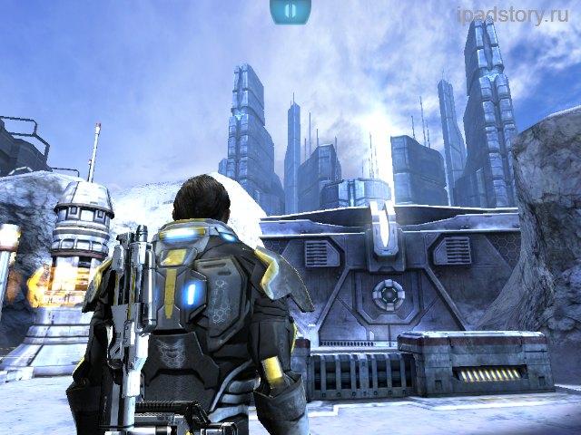 Mass Effect - ipad