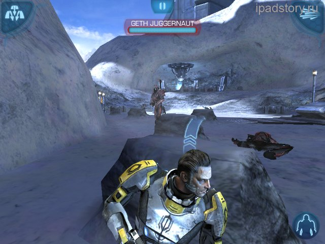Mass Effect - ipad