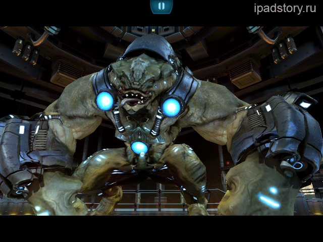 Mass Effect iPad