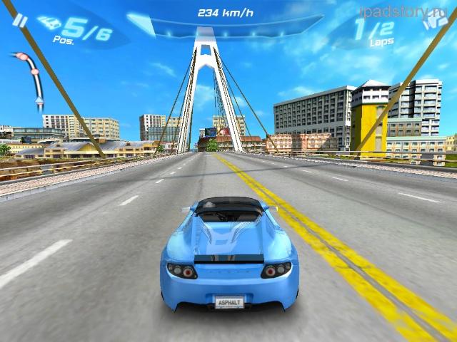 Скриншот на iPad 2