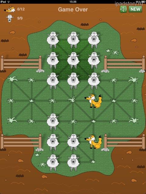 Fox vs Sheeps
