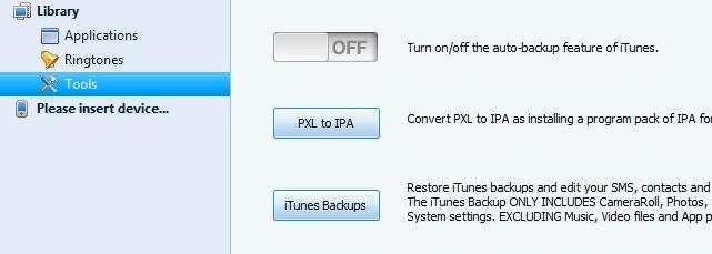 iTools - альтернатива iTunes