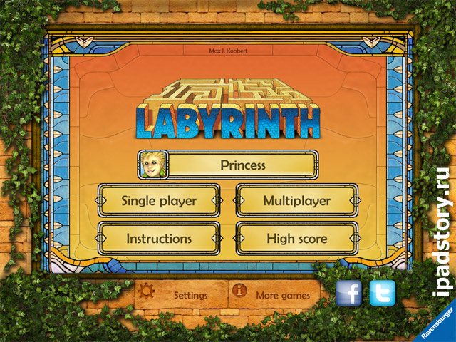 Великий Лабиринт (THE aMAZEing Labyrinth HD)