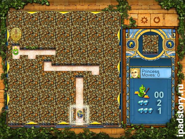 Великий Лабиринт (THE aMAZEing Labyrinth HD) - настольная игра на iPad