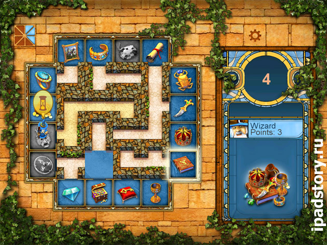 THE aMAZEing Labyrinth HD на iPad