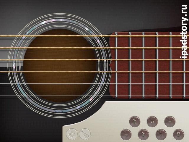 Реальная гитара iPad