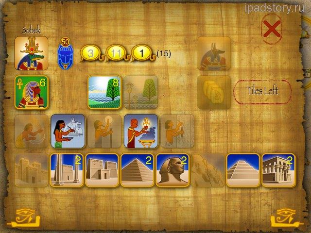Reiner Knizia's iPad