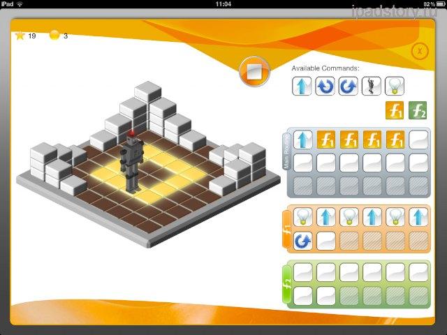 Robo Logic iPad