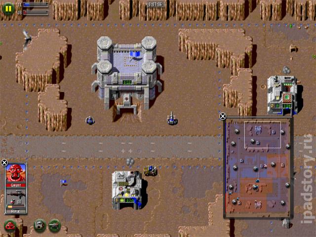 Z The Game - игра на iPad
