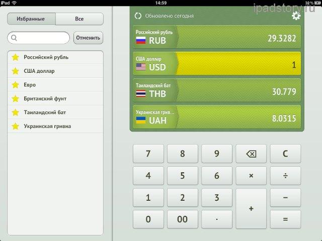 Smart Coin iPad