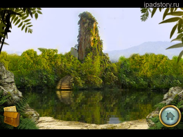 The Lost City - ipad