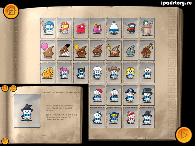 Coco Loco™ - альманах в игре