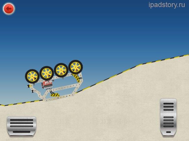 Конструктор на iPad