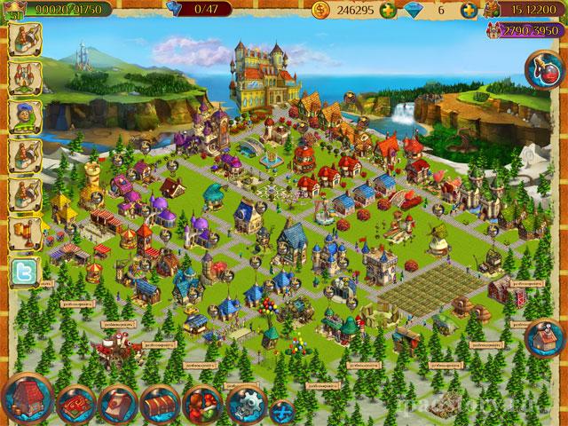 Волшебное Королевство - мой городок