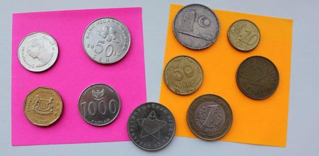 наши монетки