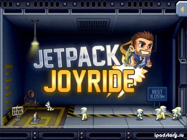 Jetpack Joyride 1.3 (Gadgets)
